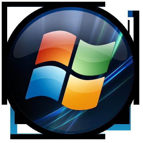 Windows Vista Streaked ORB by Polacy