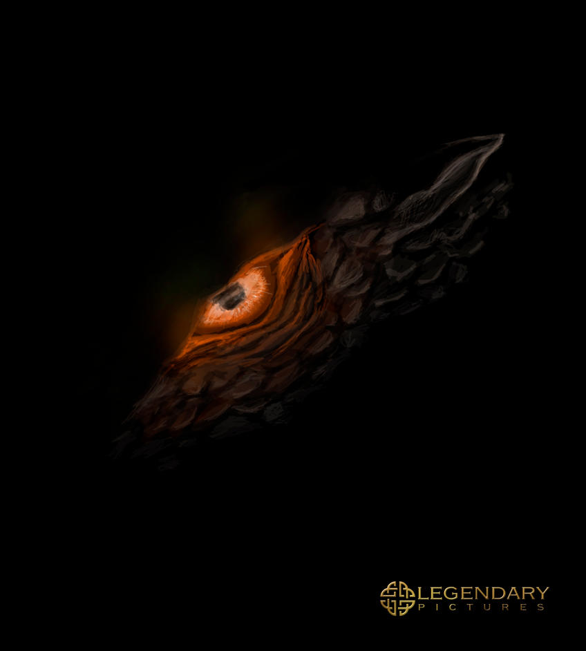 Godzilla Legendary Pictures by Ucaliptic