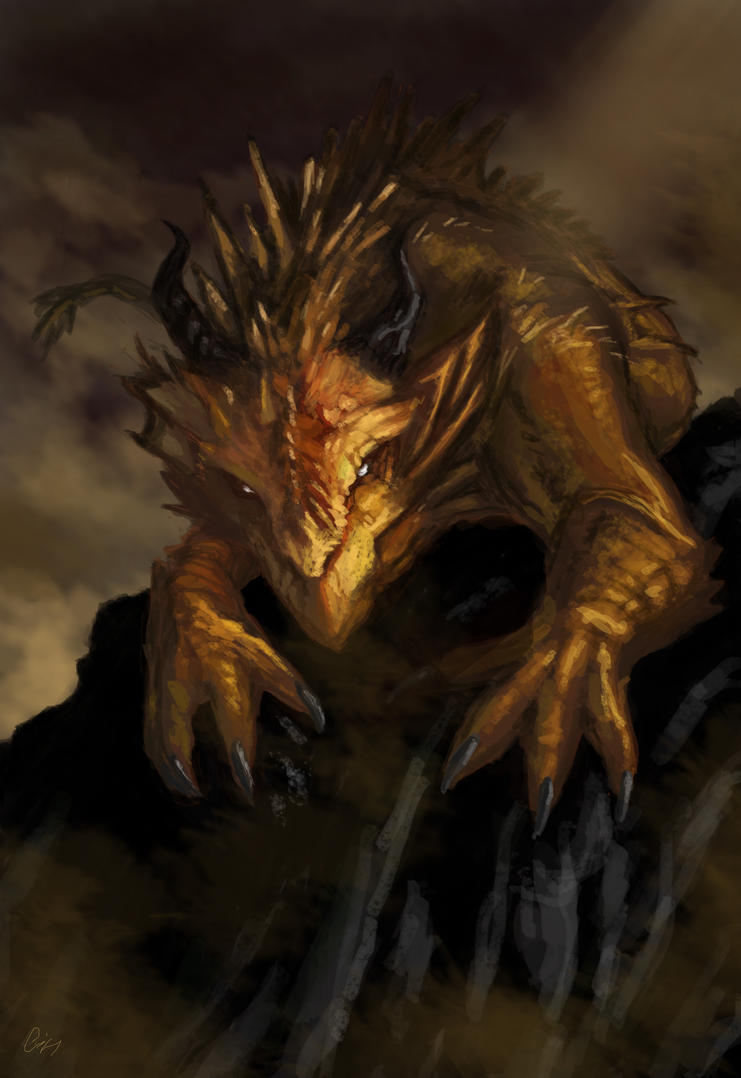 Nettlebrand by Ucaliptic