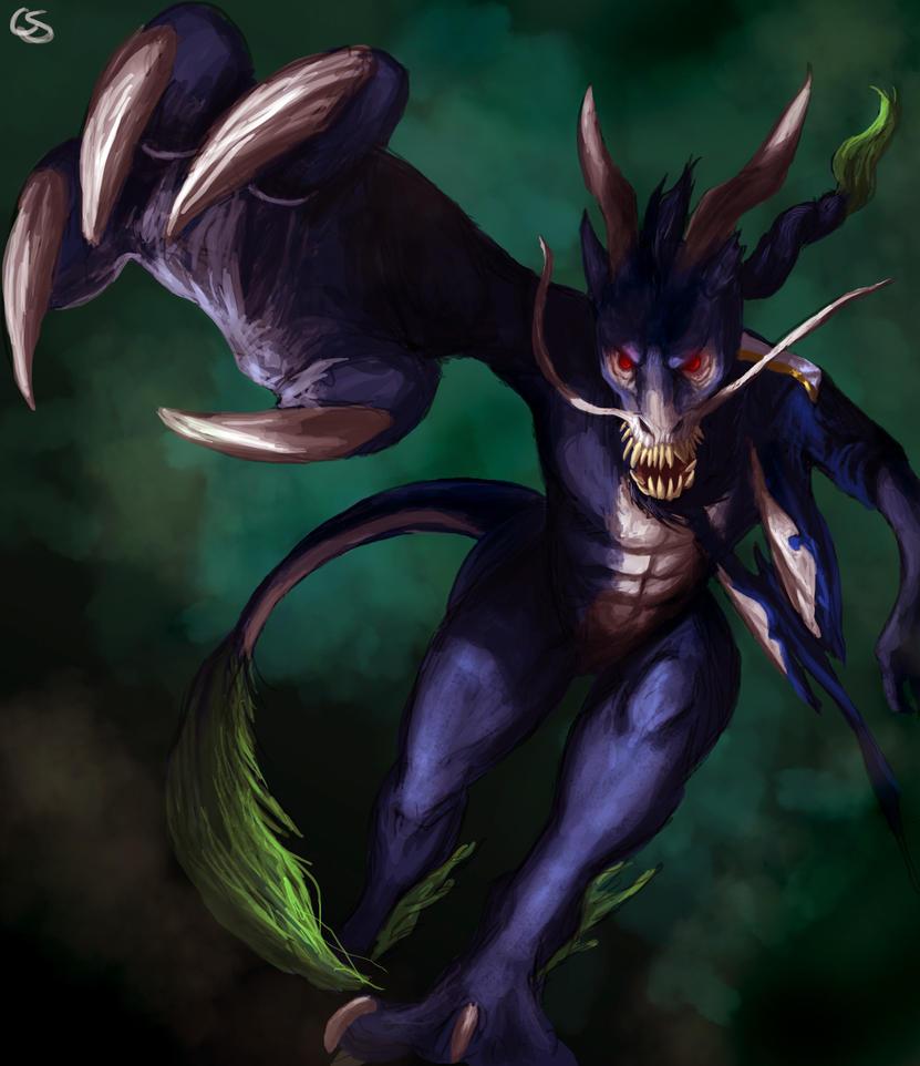 Demonize Commission by Ucaliptic