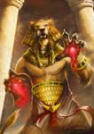 Eurofurence 23 - Pharaoh Necromancer