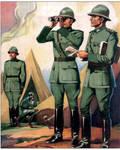 Brazilian army propaganda, 1942