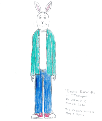 Fanart Posting Test Buster_baxter_as_a_teenager_by_willm3luvtrains-d7wk361