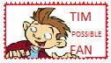 Tim Possible Stamp