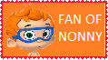 Nonny Fan Stamp 2