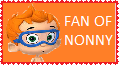 Nonny Fan Stamp 2 by WillM3luvTrains