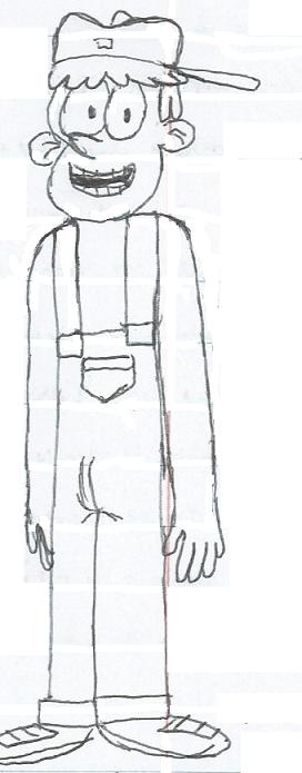 Leif Loud Doodle