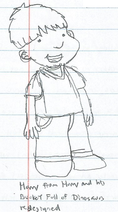 Harry Doodle and Redesign