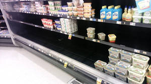COVID-19-Related, Butter Shortage