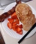 Pancakes and Bacon March 7, 2020