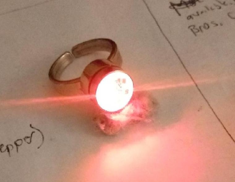 Flashing Ring 2