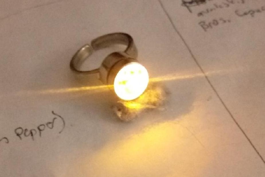Flashing Ring 3