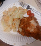 Chicken and Potatoes 4-28-20