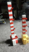 LEGO Crossing Gate (Blocks) 2