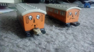 Annie and Clarabel Toys