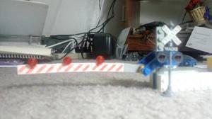 Lego Crossing Gate (Tiles) 4
