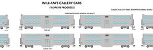 Gallery Cars Pack (Work In Progress)