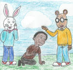Arthur, Buster, and a Sick Demetre