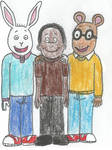 Demetre, Arthur, and Buster May 21, 2020