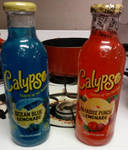 Calypso Blue and Red Lemonade by WillM3luvTrains