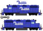 DanielArkansanEngine's GP38 Diesel Conrail 2