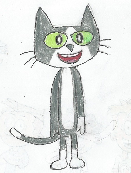 Bob (Pete the Cat) 01