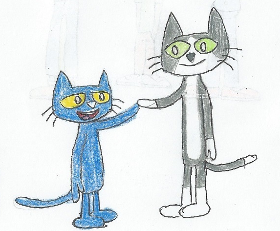 Pete The Cat and Bob 01