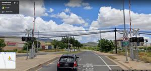 Hawaii Railroad Crossing 1