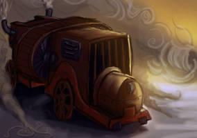 Ventor Truck by HawkWinds