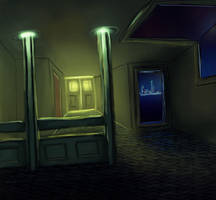 Night Room by HawkWinds