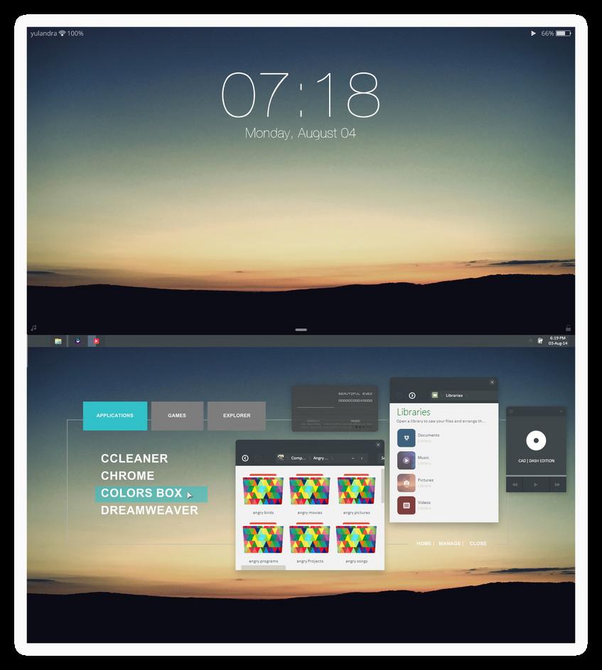 iOS 7 Random by Yulibm