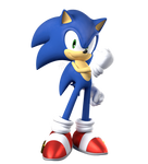 [BLENDER] SONIC FORCES' VICTORY POSE