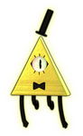 [BLENDER] BILL CIPHER by AnthonyBlender