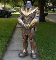 you know I had to do it to half the universe by AnthonyBlender