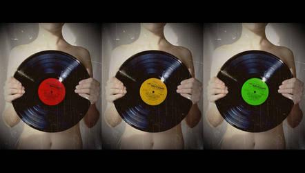 old vinyl mix by allaatma