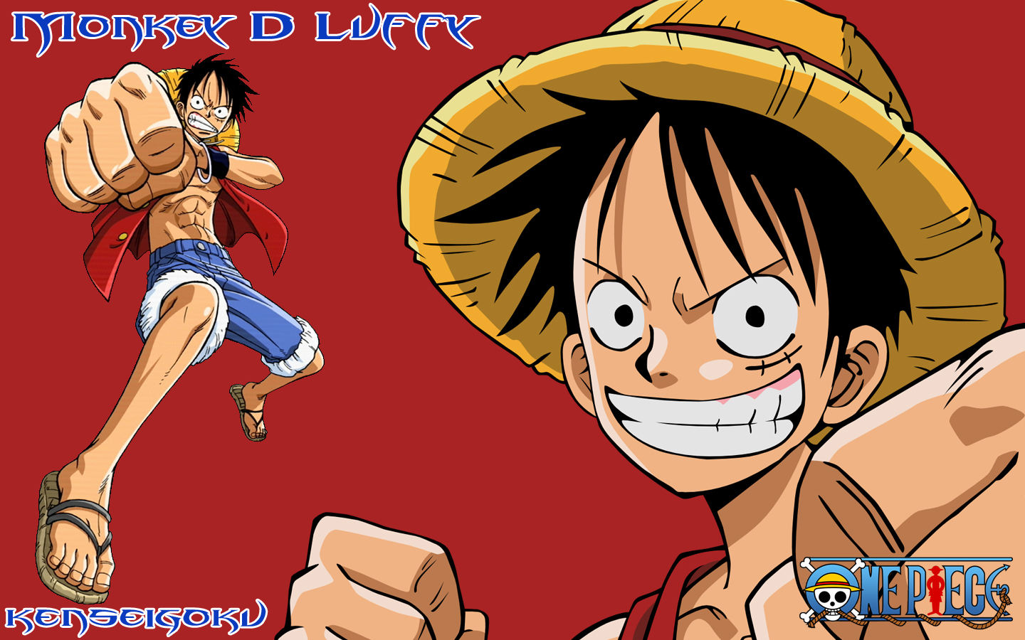One Piece M.D.Luffy 0004 by kenseigoku