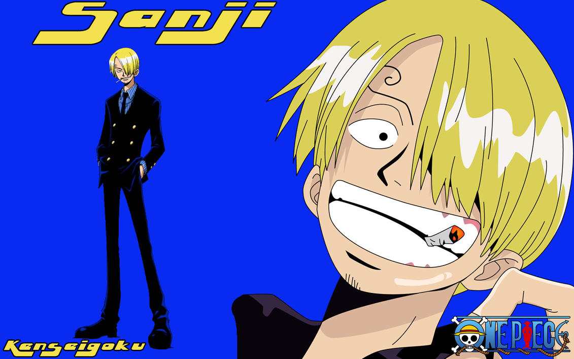 Sanji One Piece Free Picture 2