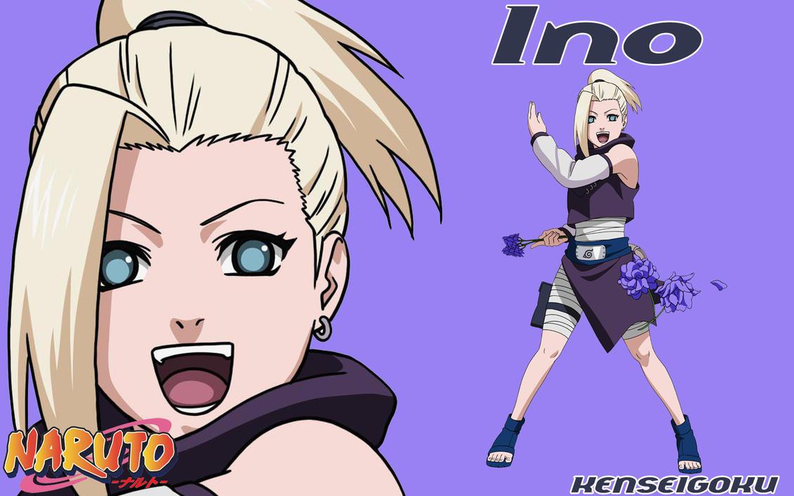 Naruto: Ino - Photo Actress