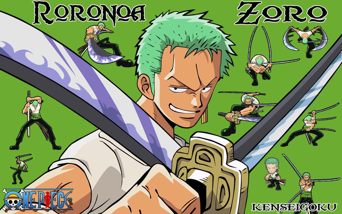 One Piece RZoro 0022 By Kenseigoku