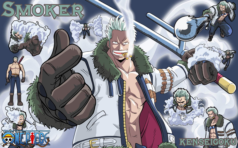 One Piece Smoker 0028 by kenseigoku on DeviantArt