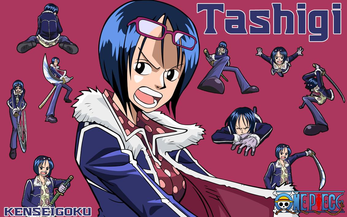 Tashigi one piece