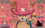 One Piece T.T.Chopper 0033