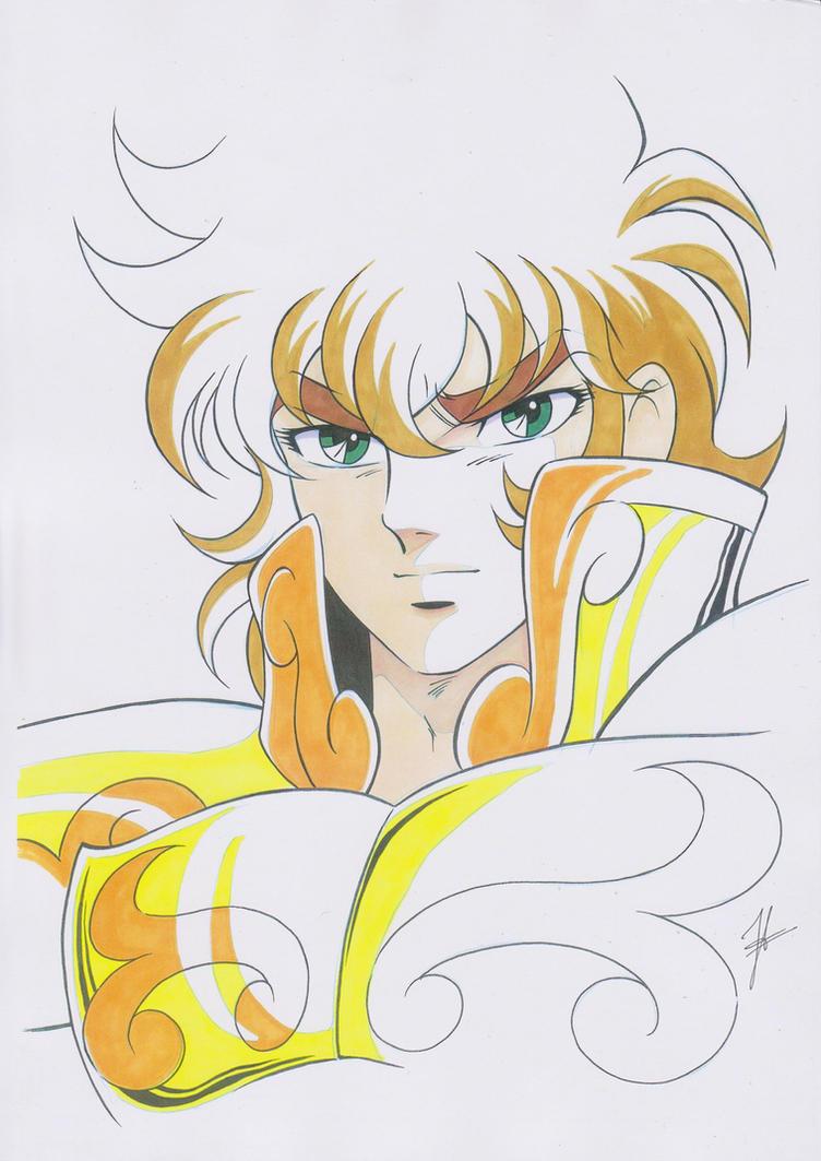 Art Jerome Alquie Aiolia 003 by kenseigoku