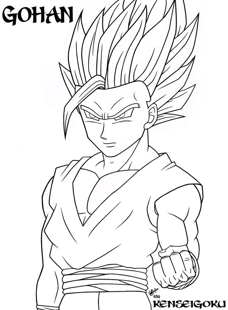 Art KSG Gohan Version2  070 by kenseigoku