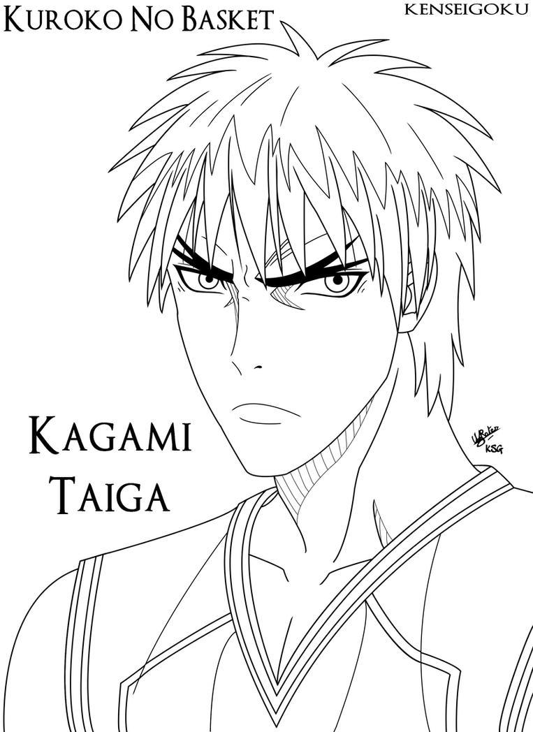 Art KSG Kagami Taiga 073 by kenseigoku