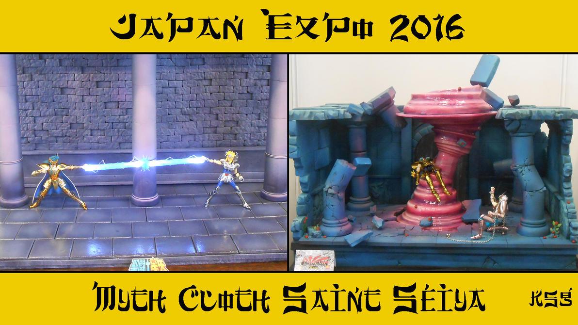 Japan Expo Paris 2016 12 by kenseigoku