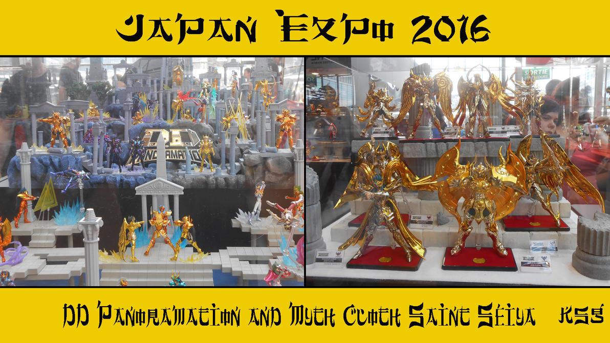 Japan Expo Paris 2016 13 by kenseigoku