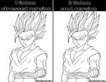 Art KSG Gohan 1or2 version 088 by kenseigoku
