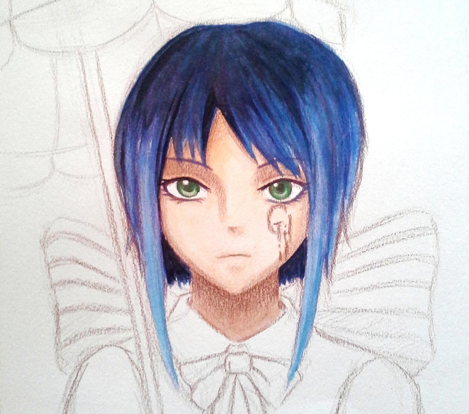 Gilli Color test by Hiroshinki