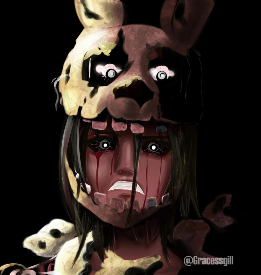 Five nights at Freddy - Spring Trap [Humanized] by Hiroshinki
